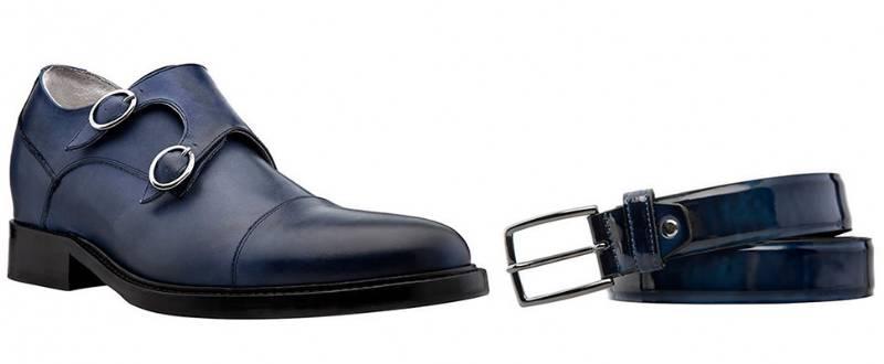 4 segreti per abbinare scarpe e cintura da uomo