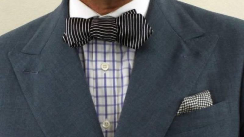 indossare il papillon regole di stile
