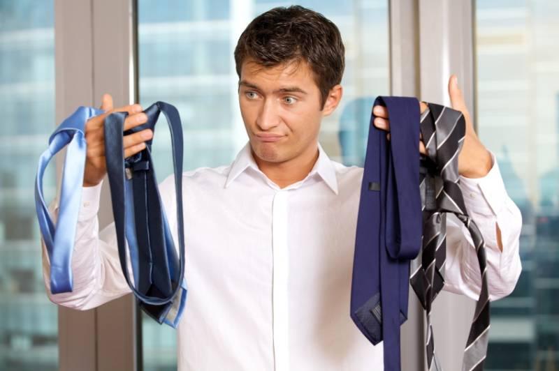 scegliere la cravatta giusta 4 suggerimenti